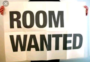 WANTED- One Bedroom For Rent July/August