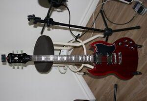 Guitare Epiphone SG Pro