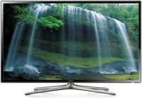 "Samsung 65"" 1080p 120Hz Slim Smart LED HDTV  UN65F6300"