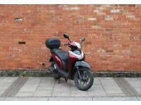 Honda SH Mode125 NOT Vision PCX N-Max Forza PS Address Piaggio Fly Delivery Bike