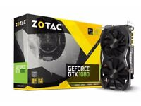 Zotac NVIDIA GeForce GTX 1080 8 GB Mini Graphics Card - Black