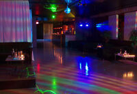 NIGHTCLUB/LOUNGE AVAILABLE FOR PRIVATE EVENTS