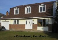 Cottage on Anderson 4558, Pfnds - 1,775$/month