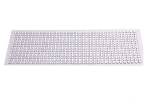 918X Silver Crystal Diamond Rhinestone Car/Mobile/PC Scrapbooking Sticker 3mm