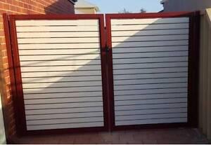 Aluminium Slat Gate Armadale Armadale Area Preview