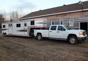 Transport pour chevaux , Canada Etats-Unis