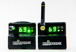 RadioPopper PX set for Nikon and Canon - MINT!