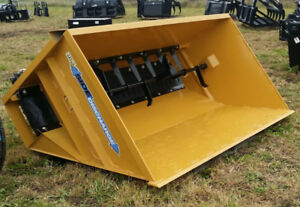 New HLA Side Discharge Bucket SS84