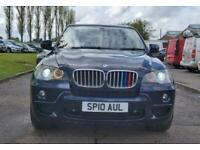 2010 BMW X5 3.0 XDRIVE35D M SPORT 5d 282 BHP All Terrain Diesel Automatic