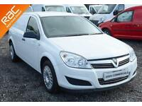 2012 12 VAUXHALL ASTRA 1.7 CLUB ECOFLEX 1D 108 BHP DIESEL CAR DERIVED VAN