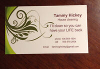 Reliable,Friendly,Efficient House Cleaning