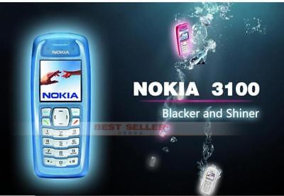 Nokia 3100 GSM Bar Phone Cheap Classic Best Keyboard Original