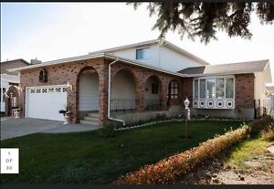 Huge House for Rent In NW EDMONTON Castle Downs