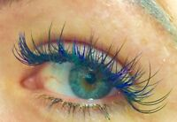Affordable Eyelash Extensions - Canmore/Banff/Calgary