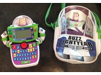 Toy Story Buzz Lightyear PDA