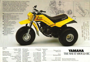 LOOKING FOR A YAMAHA DX OR DR MUFFLER OR PARTS TRIKE