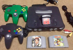 Nintendo 64 Bundle !!