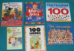 100 day of School  14  Books for the Primary Reader