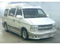 FRESH IMPORT 2002 CHEVROLET ASTRO DAY VAN GMC SAFARI LHD V6 LUXURY MPV VORTEX