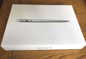 MACBOOK AIR 13-inch Touch ID1.6GHz Dual-Core Processor