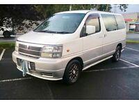 Nissan Elgrande Homy 1997 Diesel Automatic *12 months MOT*