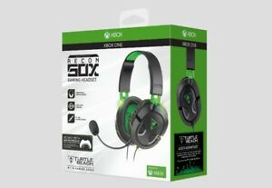 Turtle Beach Recon 50x + 3 Month Xbox Live Gold