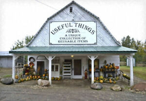 """Like Garage Sales? Check out """"Useful Things"""" in Parkland County!"""