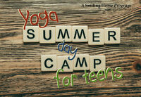 Teen Yoga Summer Day Camps Central NS
