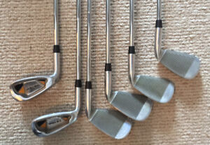Left Handed Irons