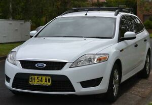 14 Months REGO - 2010 Ford Mondeo Wagon - Full Logbook Carlingford The Hills District Preview