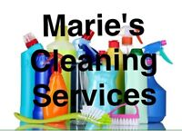 Marie's Cleaning Services