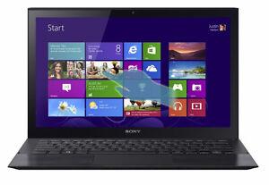 "New Sony VAIO Pro 13 SVP13215CDB Touchscreen Ultrabook (13.3"")"