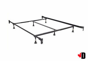 BRAND NEW Canadian Made Metal Bedframe from $49.00 Kitchener / Waterloo Kitchener Area image 1