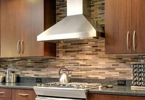 CHIMNEY RANGE HOOD INSTALLATIONS and CONVERSIONS