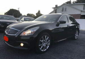2010 INFINTI G37 XS Sport  (AWD) IMMACULATE CONDITION