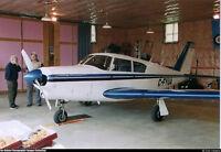 1961 Piper Comanche 250