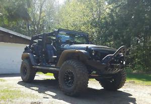 2014 Jeep Wrangler Rubicon JKU Convertible