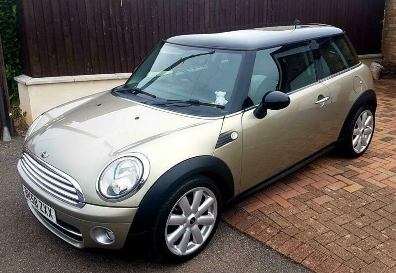 2009 58 Mini Hatch Cooper 16 Cooper D 3d 108 Bhp Chilli
