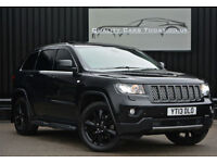 2013 Jeep Grand Cherokee 3.0 V6 CRD S - Limited Ltd **Massive Spec**