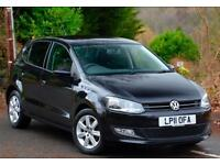2011 Volkswagen Polo 1.4 Match 5dr
