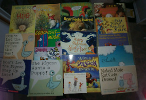 Children's books. Great for ECE's