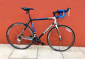 "Trek alpha 1.1 road bike 58cm23""inch"