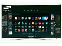 """SAMSUNG 48"""" Curved 8 series LED smart wifi HD freeview full hd"""