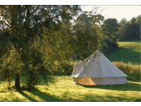 5 Metre Bell Tent , brand new and boxed.
