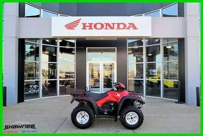 2011 Honda FourTrax Foreman 4X4 ES With Power Steering Used