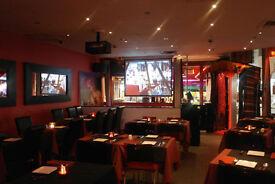 Central London Restaurant hiring Kitchen Staff!