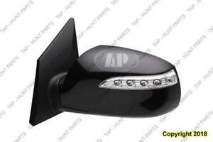 Door Mirror Power Driver Side Heated Signal Ptm Hyundai Tucson 2010-2015