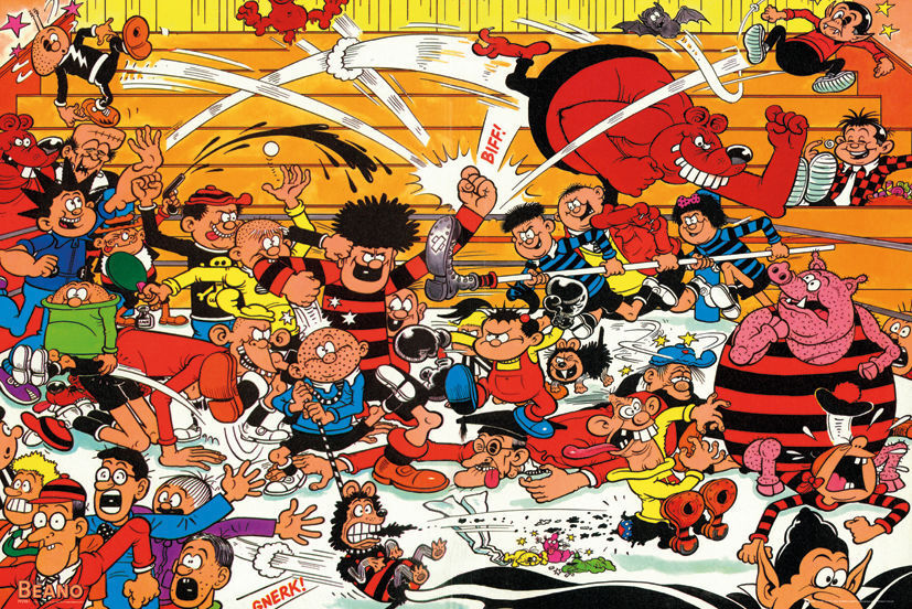 Your Guide to Collecting Beano Comics