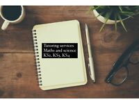 Tutoring Services - Maths and Science - Key Stages 2-4