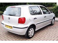 NEW DRIVER Vw Polo 1.0 55 Mpg Long Mot 5 Door Cheap Insurance Astra Corsa Yaris Micra fiesta IBIZA